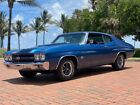 1970 Chevrolet Chevelle SS BIG BLOCK, True SS, Rare Bench Seat, 4spd PAVEMENT RIPPING MUCLE CAR!