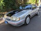 1986 Ford Mustang Very Collectible Ford Mustang SVO Turbo