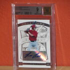 2009 Bowman Sterling Prospects Randal Grichuk Autograph Card BGS 9 Auto 10.