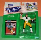 1989 BUBBY BRISTER #6 Pittsburgh Steelers NM *FREE_s/h* Starting Lineup