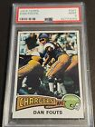 Dan Fouts Cards, Rookie Card and Autographed Memorabilia Guide 21