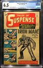 Tales of Suspense #39 (1963) CGC 6.5 First Appearance of Iron Man