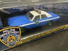 1975 Plymouth Fury NYPD Police 143 Greenlight CHASE Green Machine HTF