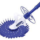 Automatic Swimming Pool Cleaner Set Clean Vacuum Inground Above Ground w Hoses
