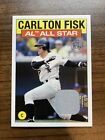 Carlton Fisk Cards, Rookie Card and Autographed Memorabilia Guide 14