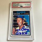 Ernie Banks Cards, Rookie Card and Autographed Memorabilia Guide 44