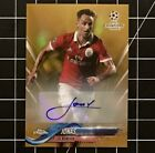 2016-17 Topps UEFA Champions League Showcase Soccer Cards 16
