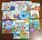 Lot 12 Baby Einstein Baby Board Books Early Learning Play a Sound Interactive E3