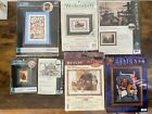 Counted Cross Stitch Lot Dimensions Riolis Weekenders Designs For The Needle