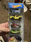 2014 Team Hot Wheels City ORIGIN OF AWESOME 5 PACK