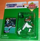 1995 JOHNNY JOHNSON Rookie NM+ New York Jets *FREE_s/h* sole Starting Lineup