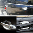 FIT 2007 2008 2009 2010 Chevrolet Aveo Chrome Door Handle Covers  Bowls