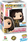 Ultimate Funko Pop Wonder Woman Figures Checklist and Gallery 81