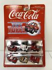 Coca Cola Tiny Tuffs Complete Die Cast Coke Brand New 1979 Vintage NEW IN BOX