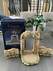 Fontanini Nativity ARCH WITH WALLS 3 Piece Set For 5 Nativity 56567 IN BOX