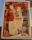 2014 Topps Opening Day Baseball Variations Guide 57