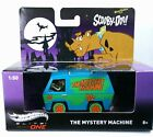 Hot Wheels 150 Elite Scooby Doo Mystery Machine w Shaggy and Scooby