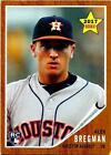 Full 2017 Topps Heritage Baseball Variations Checklist and Gallery 212