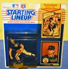 1990 RICK SUTCLIFFE Chicago Cubs *0 s/h* Starting Lineup + 1979 Dodgers card NM-