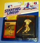 1988 MEL HALL Cleveland Indians #27 * FREE s/h * Rookie Starting Lineup
