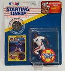 1991 Starting Lineup Vince Coleman Figure New And Sealed New York Mets