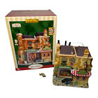 Lemax Caddington Village Christmas Pierre's French Bakery Lighted Building 2009