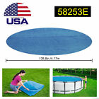 Bestway 14ft PE Solar Heat Cover for Round Above Ground Swimming Pool 58252E New