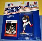 1988 DONNIE MOORE California Angels Rookie NM- *FREE_s/h* sole Starting Lineup