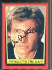 Harrison Ford Autograph Card Collecting Guide and Checklist 20