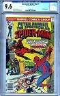 SPECTACULAR SPIDER-MAN #1 ☀️ CGC 9.6 ☀️ 1st appearance Lightmaster ☀️ Spiderman