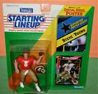 1992 STEVE YOUNG 2nd piece San Francisco 49ers *FREE_s/h* Starting Lineup poster
