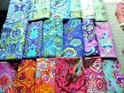 SALE SET 18 FQ ALL STARS Tula Pink Frog OWL Bee Squirrel Cotton Fabric Quilt
