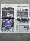 2021 Tampa Bay Lightning Stanley Cup Champions Memorabilia and Apparel Guide 24