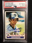 Paul Molitor Cards, Rookie Card and Autographed Memorabilia Guide 32