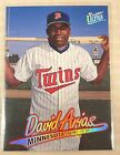 Big Papi! Top David Ortiz Rookie Cards and Other Early Cards 21