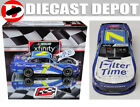 JUSTIN ALLGAIER 2020 RICHMOND WIN FILTER TIME RACED VERSION 1 24 ACTION