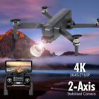 SJRC F11 4K PRO RC Drone Camera 5G Wifi FPV Quadcopter 2 Batteries Toy Gift P6O2