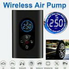 150PSI Car Electric Air Pump Wireless Rechargeable Auto Bike Pump Tire Inflator