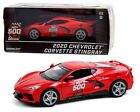 Greenlight 124 2020 Red Chevrolet Corvette C8 Stingray Indy 500 Pace car 18258