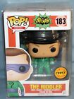 THE RIDDLER - LIMITED CHASE EDITION; Funko Pop Batman Classic TV Series 183; MIP