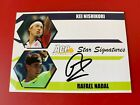 Rafael Nadal Tennis Cards, Rookie Cards and Autographed Memorabilia Guide 6