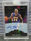 Law of Cards: Panini and Art of the Game Settle Kobe Bryant Autograph Suit 10