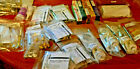 Lot of Turning Supplies 40 Pen Kits 10 Blanks 5 Keychains 3 Shakers
