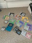 Gameboy / Game Boy Colour & 15 Games Including Pokemon Red