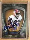 Andre Reed Cards, Rookie Card and Autographed Memorabilia Guide 21