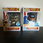 Funko Pop! Looney Tunes Wile E. Coyote and Road Runner Shop Exclusive *See Pics*