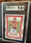 Top Patrick Mahomes Rookie Cards to Collect 27