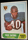 Top 10 Gale Sayers Football Cards 15