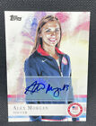 2012 Topps U.S. Olympic Team and Olympic Hopefuls Autographs Gallery 53