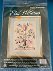 Elsa Williams The Gardner Tree Crewel Embroidery UNOPENED Hard to Find